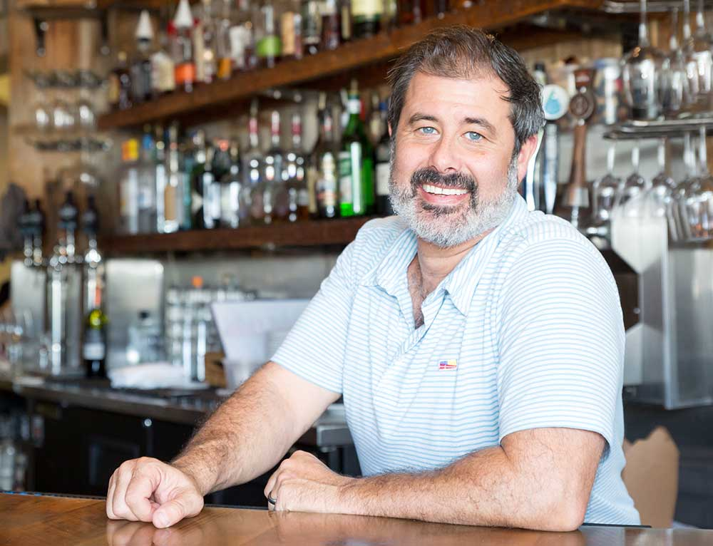 Eric Hyatt, Owner